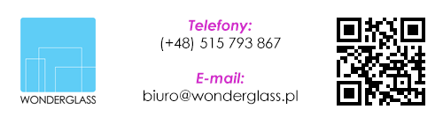 WonderGlass.pl - Building glass for you and your business